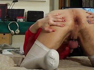 My ass eat my dildo...