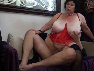 anal sex granny BBW fat busty ass