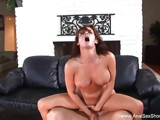 Whore Cock Crazy Anal Wild Riding