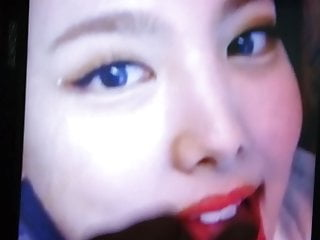 Twice Nayeon Cum tribute 1