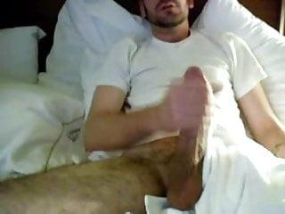 Guy wanking webcam for bf...