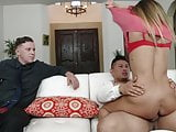 HIS WIFE GETS FUCKED BY JEREMY LONG