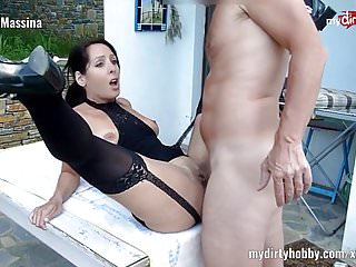 My Dirty Hobby Anabel Massina ueberall abgefickt
