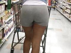 Sexy GHETTO Yella Ass SPANDEX