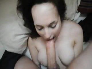 Irish woman loves thick dick