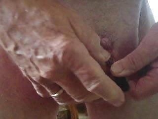 zum ohne Penis in x25mm pinsel Urethra dehnen 14mm