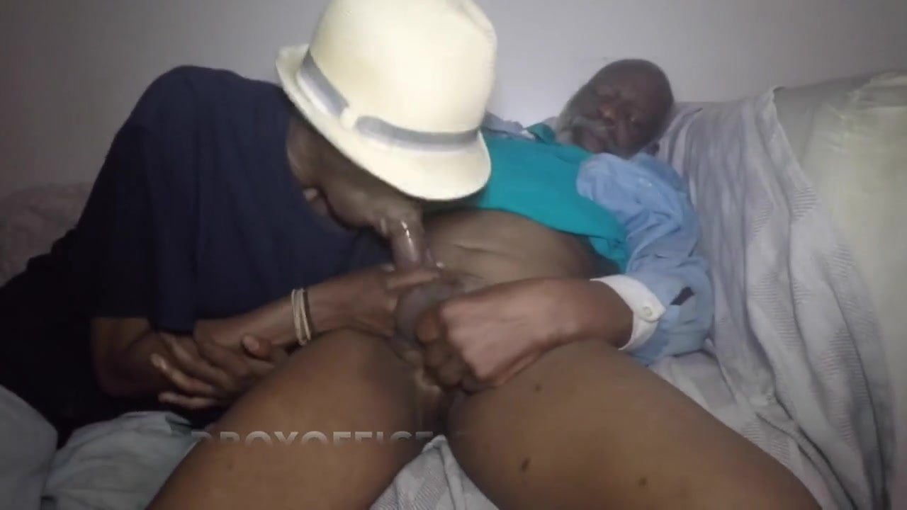 amateur gay black grandpa oral facial