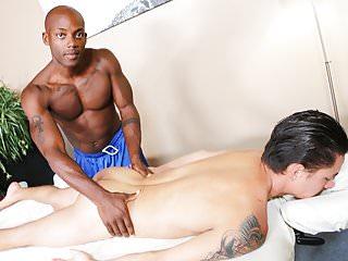 Big black cock massage alan kennedy osiris blade...