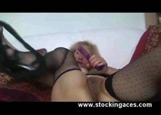 Stocking Mature Sluts Pussy Fuck