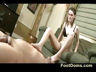 Foot slapping game from Amanda