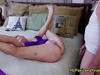 Paris Really Loves Her Ass FUCKED