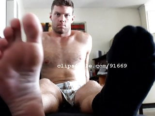Foot Fetish – Andrew Feet Part2 Friday