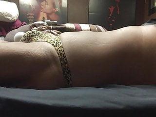 Would you like to sniff my leopard skin rio bikini bulge?