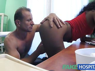 Fakehospital 2 cum loads from doctor...