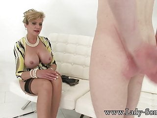 Spanking Mature Whipping vid: Young Man Whipped Hard