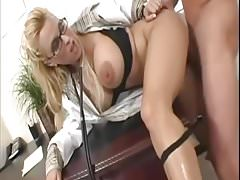 Classic Anal Doctor Holly