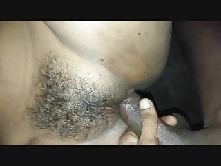 Desi indian village couple has pussy close up...