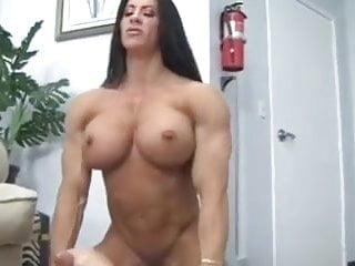 Sexy Bodybuilder Angela Salvagno