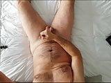 Masturbation Solitaire et Orgasme de Sperme