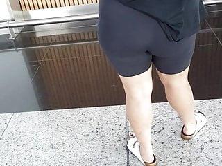 Big Ass Pawg Short Istanbul Havaalani Yeni Latex