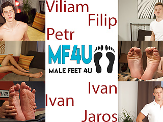 Male Foot Models Compilation – January 2019 p1