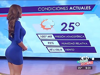 Yanet garcia mexican hot weather girl...