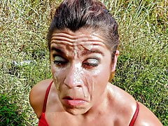 Facial Compilation - Sammi Starfish