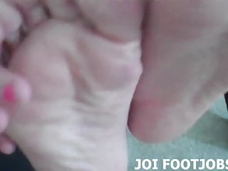feet my want hard rub on I cock soft to your