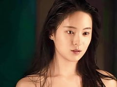 Chinese actress Sun Anke in 'the soul' nude