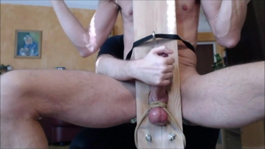 amateur gay cock milking