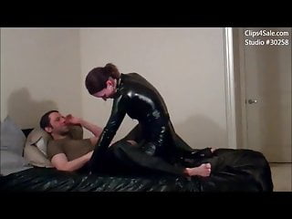 Slut blowing and pegging...