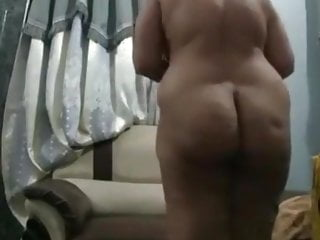 BBW indian mom getting naked