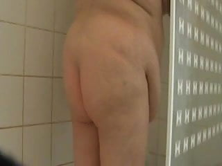 Perfectly in the shower