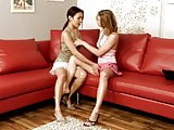 2 young lesbi girlfriends