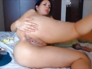Colombiana sabrosa parte 3 - big ass colombian