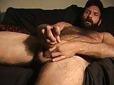 Beard daddy cum