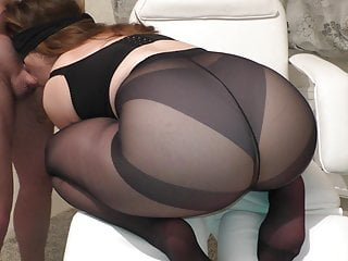 Fucked my stepmom in the mouth with huge cumshot on tits