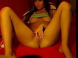 Sexiest girl ever stripping and masturbating