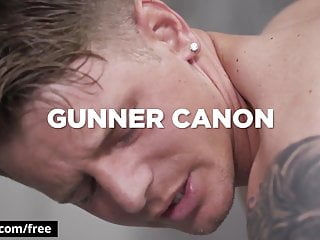 Gunner cannon with jeff powers at scene 1...