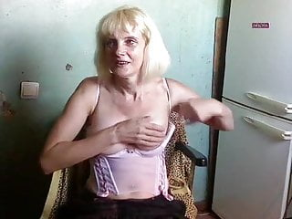 Russian mature couple naked...