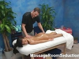 Massage Therapist Seduces Hot Teen