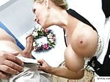 Horny Big Tit Milf in Lingerie