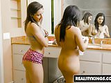 RealityKings - RK Prime - Whos At The Door starring Abella D
