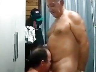 Two hot daddies