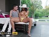 Lisa Ann Jordi El - Lisas Pool Boy Toy - Brazzers