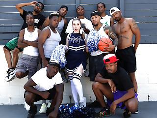 Arietta Team Pretty Fuck Basketball Adams Face