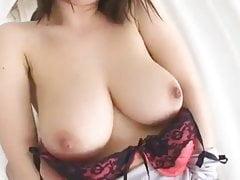 Beautiful Japanese boobies