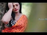 bengali beautiful lady body show