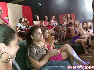 Wild sluts strip club...