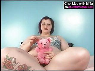 Amazing bbw fat 1...